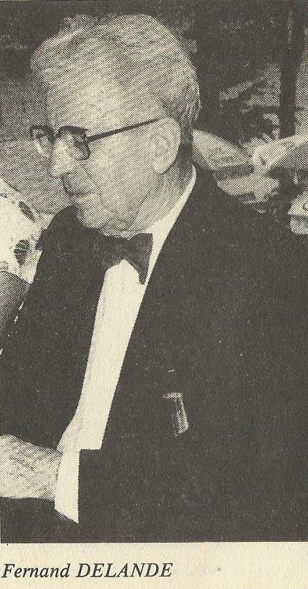 Fernand DELANDE (1945 – 1980)