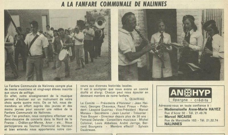 Article de presse (Marloyat 1977)