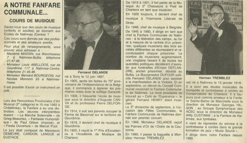 Article de presse (Marloyat 1982)